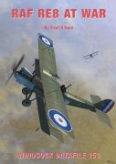 153.RAF RE8 AT WAR.